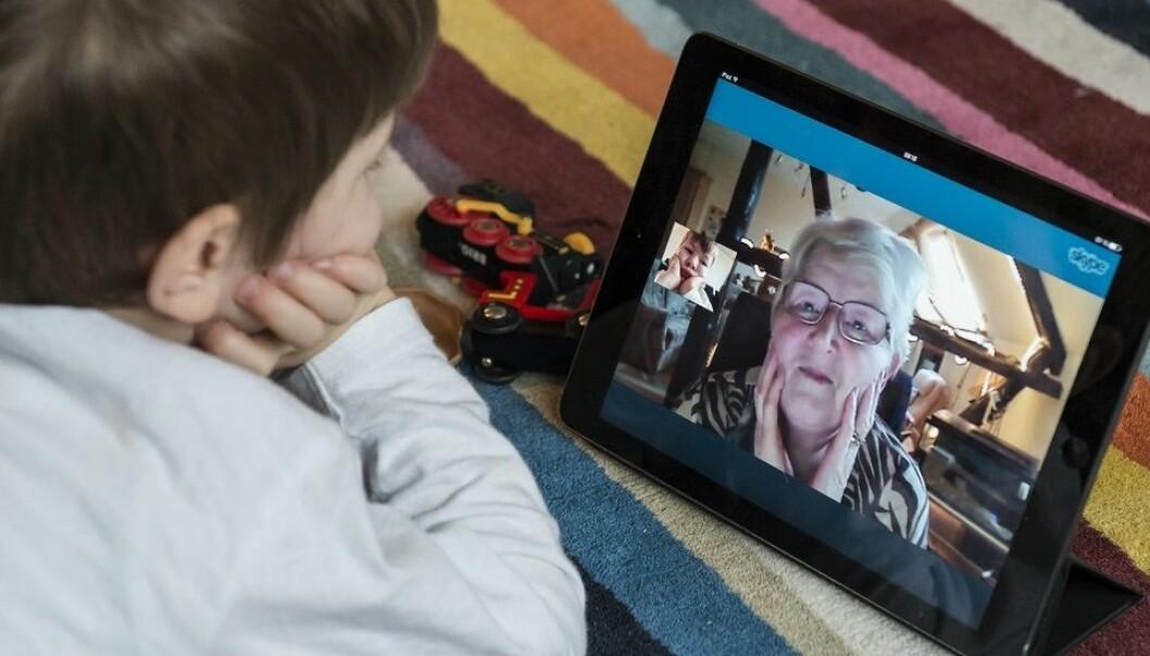 Mange eldre, og familiene deres, kan ha ekstra stor glede og nytte av teknologiske nyvinninger.