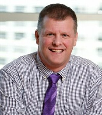 Jeffrey Walline er professor i optometri ved Ohio State University i USA.