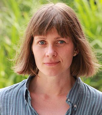Marika Lüders er professor ved Institutt for medier og kommunikasjon på Universtetet i Oslo.