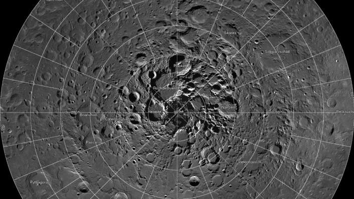 (Foto: NASA, GSFC, Arizona State University)