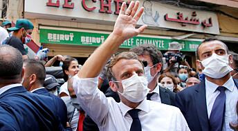 Hva har skjedd i Frankrike i sommer?