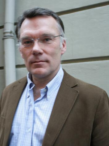 Forhandlingsleder Henrik Harboe håper på en god forhandlingsprosess i Durban. (Foto: Ida Korneliussen)