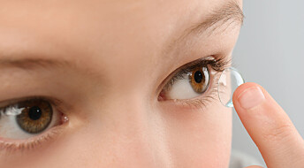 Kontaktlinser bremset nærsynthet hos barn