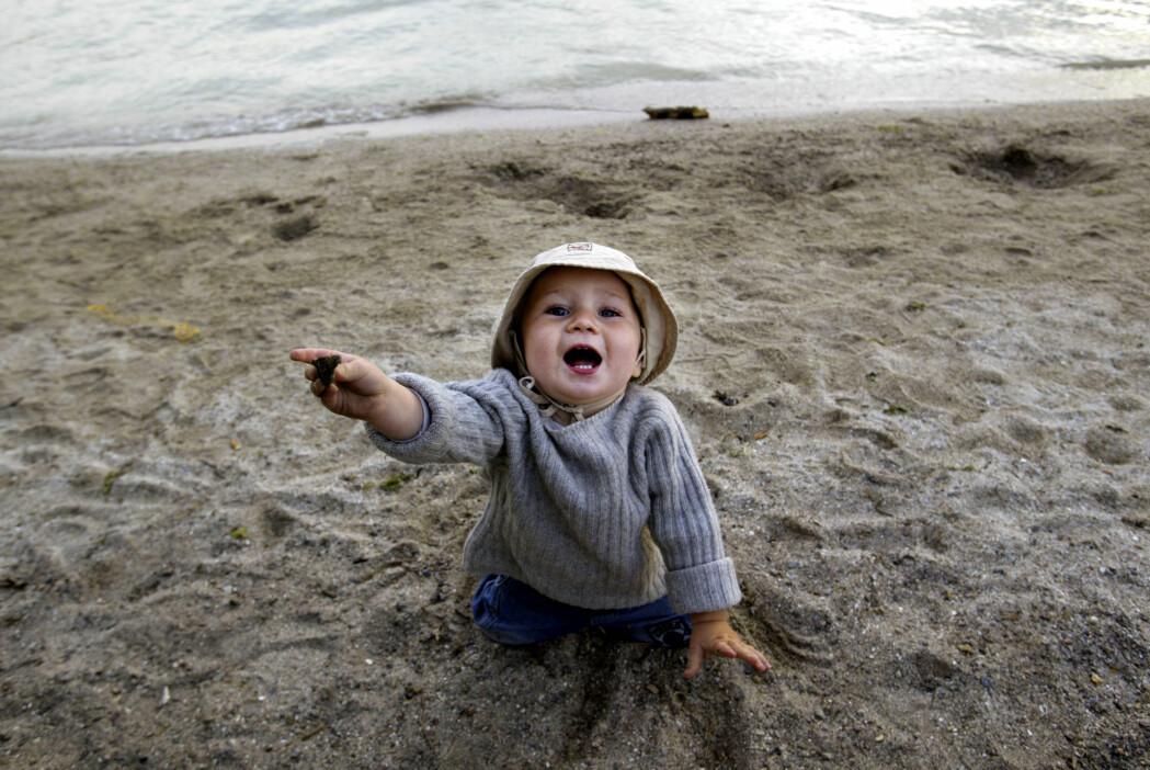 Ansatte i norske barnehager trives svært godt på jobben