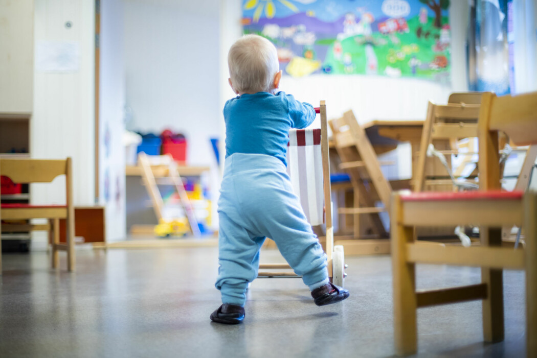 Godt over 90 prosent av de ansatte sier at de gjerne anbefaler barnehage-arbeidsplassen sin til andre.