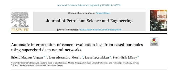 Dette er en vitenskapelig artikkel vi nylig publiserte om dette temaet
