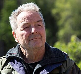Barkbilleekspert Torstein Kvamme.