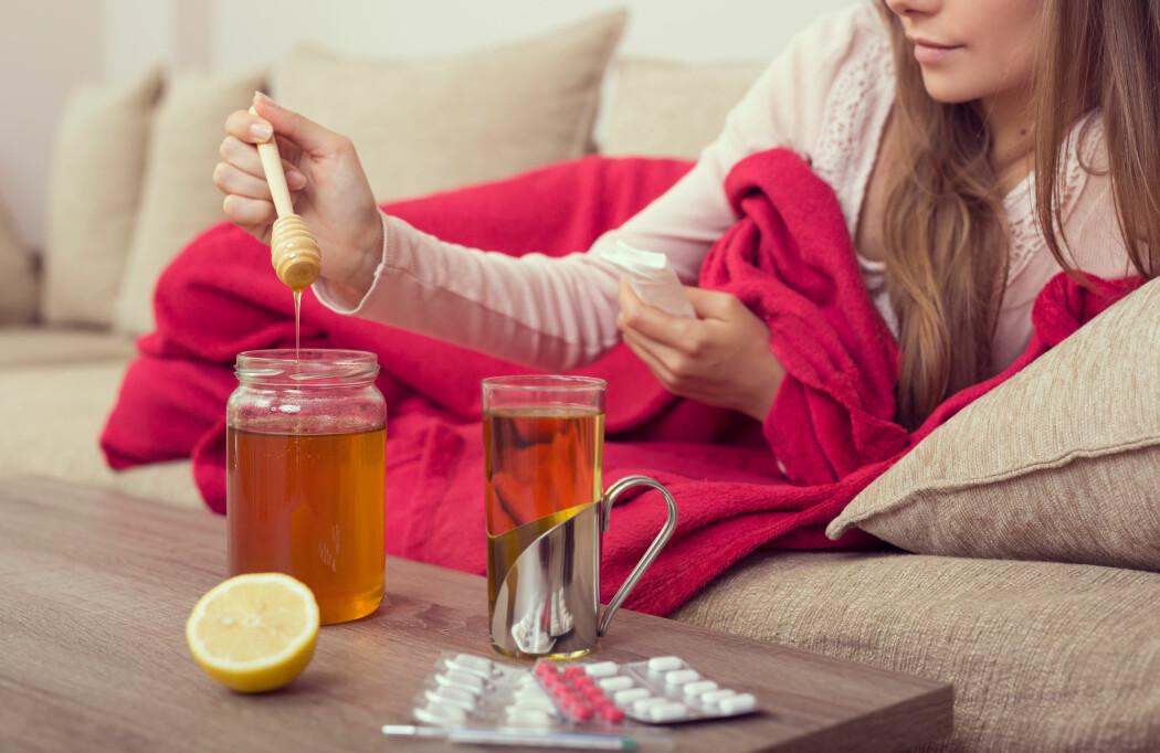 Honning ser ut til å virke like bra som andre midler mot forkjølelse og hoste. Kanskje bedre.