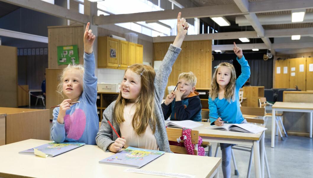 Jenter gjør det bedre på nesten alle områder og på nesten alle nivåer i skolesystemet.