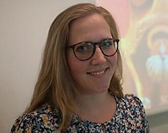 Anette Christensen Lie-Jensen ved Avdeling for ingeniørfag på Høgskolen i Østfold har studert celledeling i bananfluer.