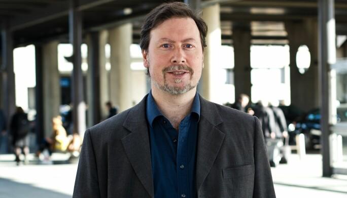 Leif Edward Ottesen Kennair er professor ved NTNU.