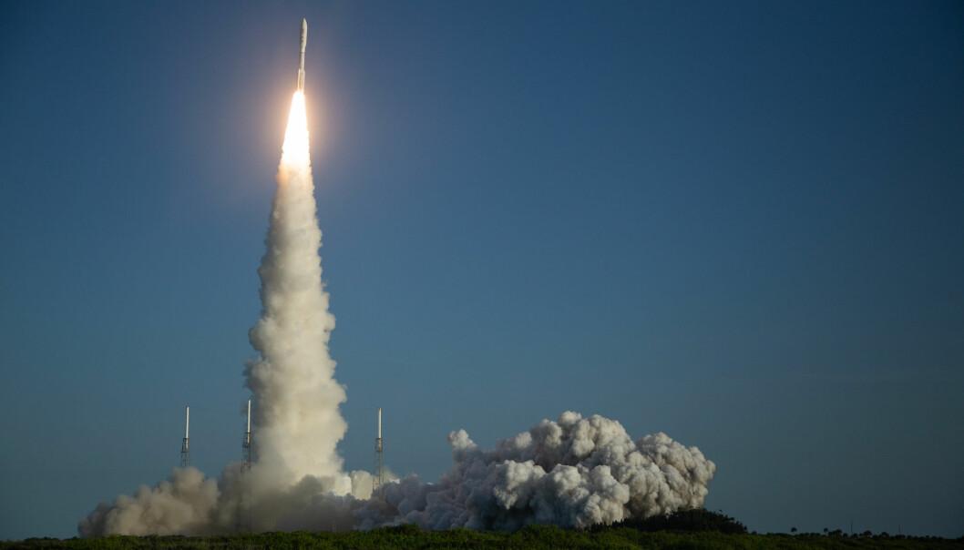 Hvorfor er det tre rom-oppdrag på vei til Mars akkurat nå?