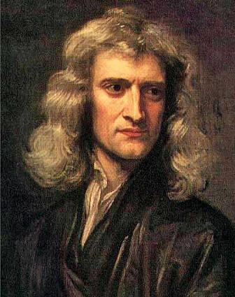 Isaac Newtons forståelse av tyngdekraften var god nok til bruke den på Mars-ferder.