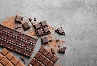 Forskere skal gjøre melkesjokoladen like sunn som mørk sjokolade