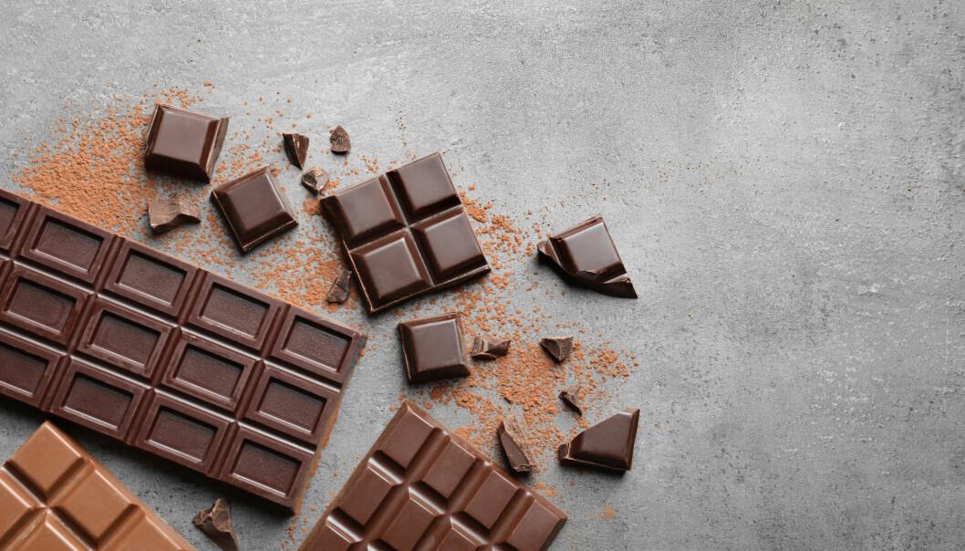 Bitter og kraftig eller søt og mild? Melkesjokolade og mørk sjokolade smaker veldig ulikt, og forskerne vil helst at det fortsetter slik.