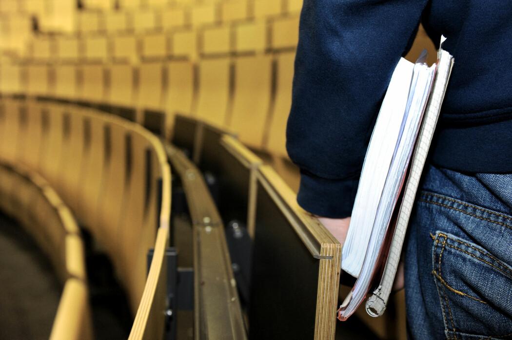 En stadig høyere andel av dem som starter på studier for første gang har fullført etter åtte år.