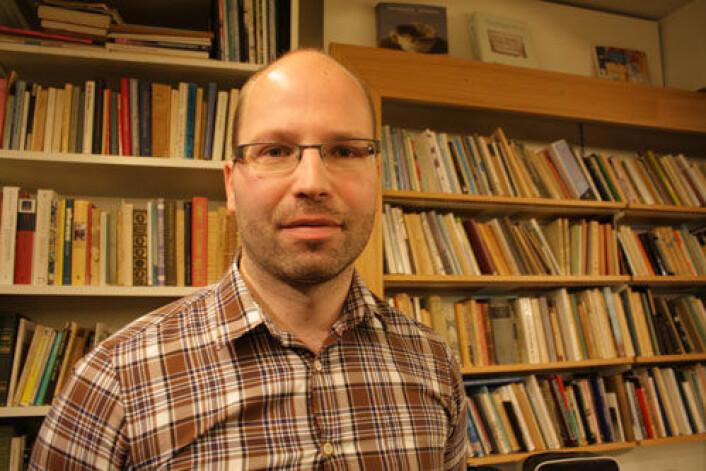 Forsker Steffen Kallbekken har mer tro på ikke-globale avtaler for reduksjon av klimautslipp. (Foto: Ida Korneliussen)
