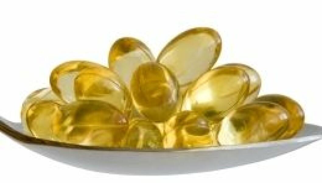Årsaka til den antekne effekten frå omega-3 er at feittsyra høyrer til ei gruppe som i teorien skulle kunne verke betennelse-hemmande på MS. iStockphoto