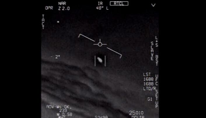Pentagon oppretter egen UFO-arbeidsgruppe