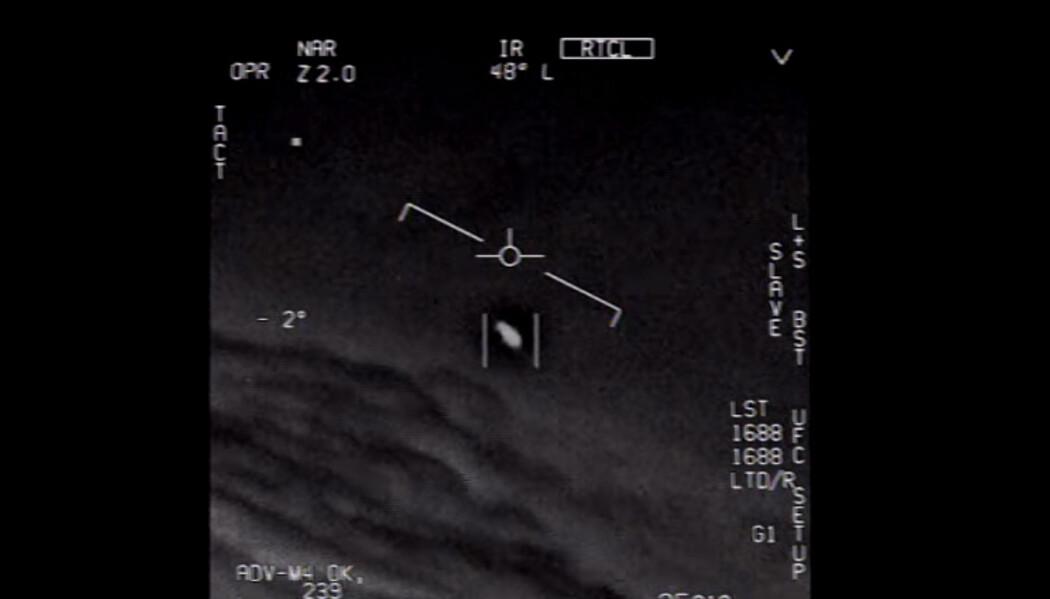 Hva i all verden er dette? Piloter fra den amerikanske marinen har ved gjentatte anledninger observert og filmet flygende objekter som ingen vet hva er. Nå setter Pentagon ned en arbeidsgruppe for å finne ut mer.