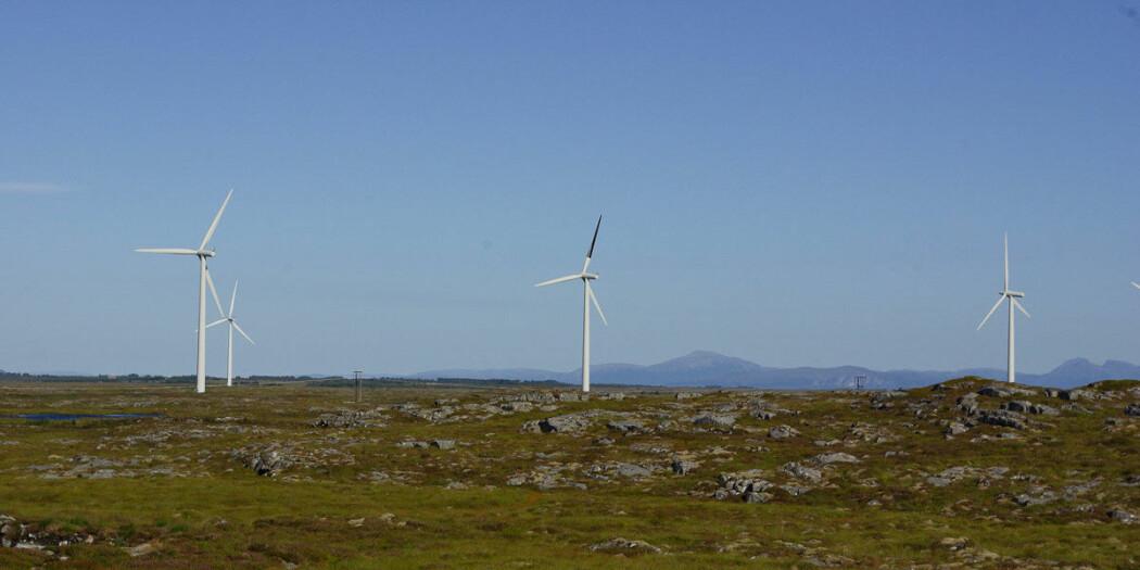 Vindturbiner kan bli mindre skadelige for fugler om utbygger ikke plasserer vindmøllene akkurat der det er mest oppdrift.