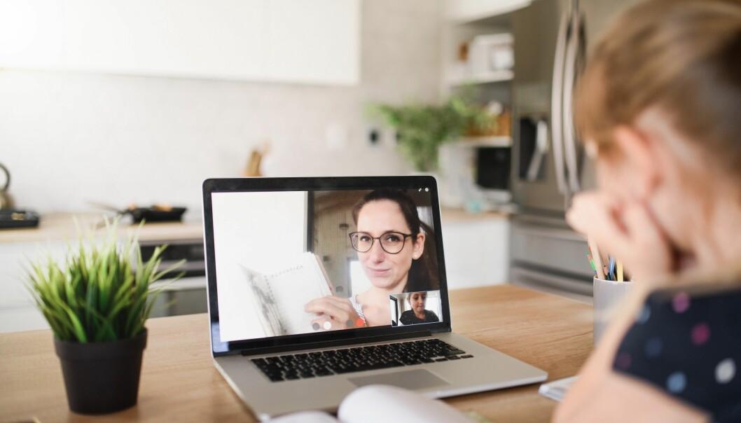 – En av ti hadde dårlige arbeidsforhold hjemme og lærte mye mindre enn de som hadde god tilgang på datamaskin, nett og egen arbeidsplass, sier forsker Anders Bakken.