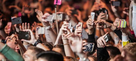 – Sosiale medier er blitt et våpen