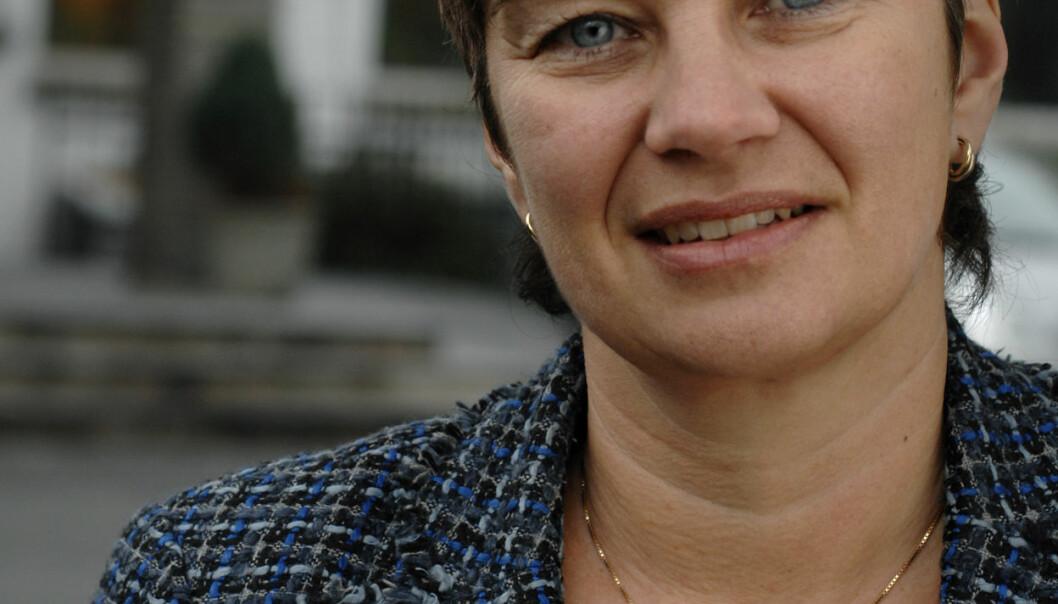 """""""Katharina Østergren."""""""