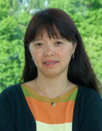 Jihong Liu Clarke fra Bioforsk. (Foto: Bioforsk)