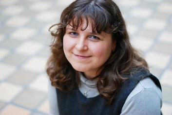 Elena Tkachenko. (Foto: Sonja Balci/HiOA)