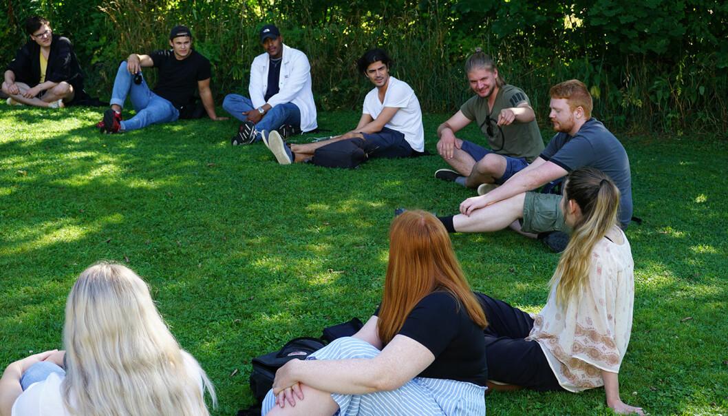 Hvordan studentene best mulig kan bli forberedt på tiden etter studiene, er blant temaene forsker Odd Rune Stalheim har sett nærmere på.