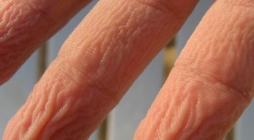 Rynkefingre gir bedre grep