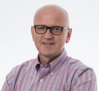 Jostein Hallén forsker blant annet på utholdenhet.