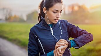 Stemmer det egentlig at du er godt trent hvis du har lav hvilepuls?