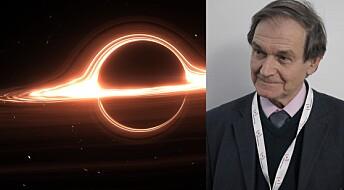 Eksperiment støtter 50 år gammel teori: Send noe mot et sort hull og få det igjen med mer energi