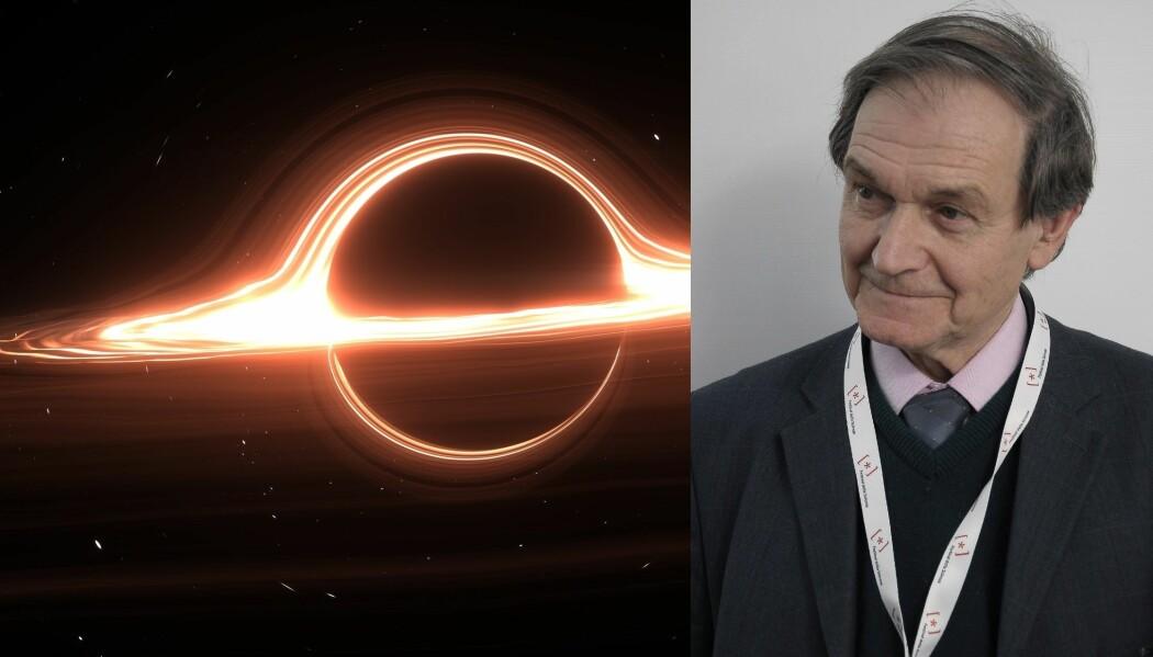 Roger Penrose har beskrevet hvordan man i prinsippet kan sende noe mot et sort hull og få det igjen med mer energi. Nå har forskere testet ideen ved hjelp av lydbølger og en roterende skive.