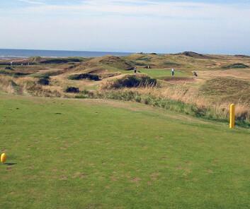 """""""Både på Royal Troon (Skottland) og golfbaner generelt er det plass til mer enn golf."""""""