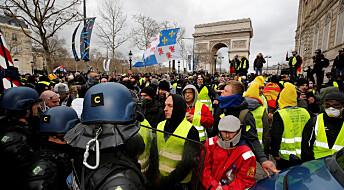Hvem er den franske eliten?