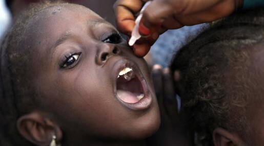 Polio blir erklært for utryddet i Afrika