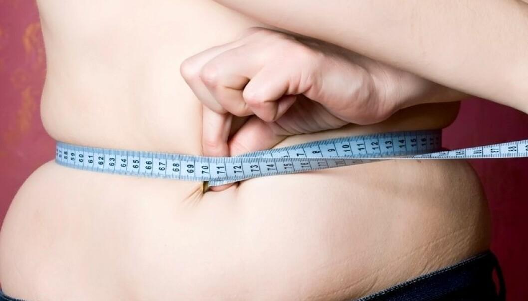 Slankekur ikke alltid bra for overvektige