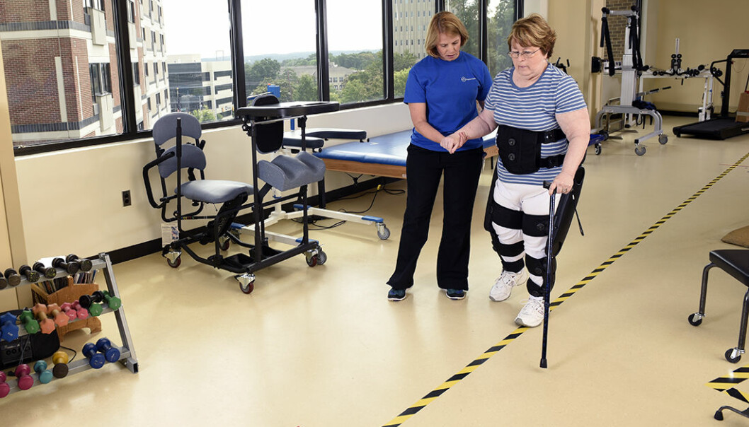 Exoskeletons are a useful tool in rehabilitation to help the user rebuild their body after an accident or illness.