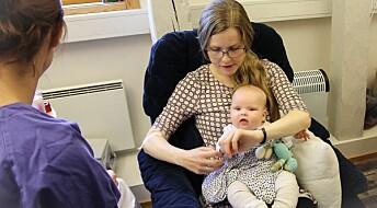 Mange mødre og spedbarn har for lite vitamin D