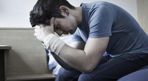 Selvskading og selvmordsforsøk i Norge: Mange tilfeller blir aldri registrert