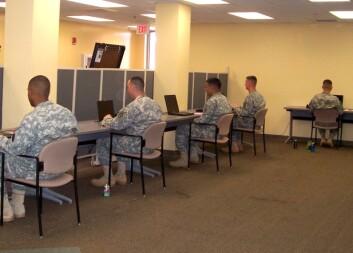 I STRONG-programmet brukte forskerne både objektive metoder som hjerneskanninger og subjektive metoder som spørreskjemaer for å undersøke hva soldatene fikk ut av mindfulnesstreningen. (Foto: STRONG)