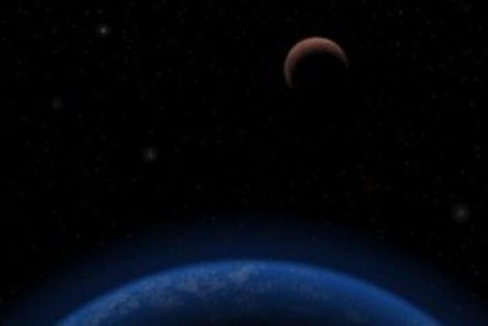 Astronomar har funne eit planetsystem på fem planetar rundt vår nabostjerne Tau Ceti, der ein ligg i ein avstand frå moderstjerna som kan tillate liv. (Foto: J. Pinfield, Ropacs)