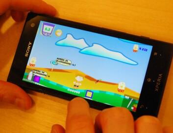 Spill og lær med diabetesvenner. (Foto: (NST))