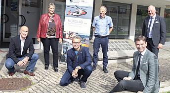 Statsråd Asheim og KD jobber for Blått bygg Ved Nord universitet