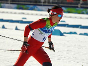 Marit Bjørgen måtte trekke seg fra Tour de Ski på grunn av hjerterytmeforstyrrelser. (Foto: Bjarte Hetland/ Wikimedia Commons)