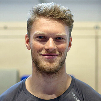 Daniel Tangen er i dag trener for damelandslaget i alpint. Som masterstudent på NIH var han med å gjennomføre studien i 2013.