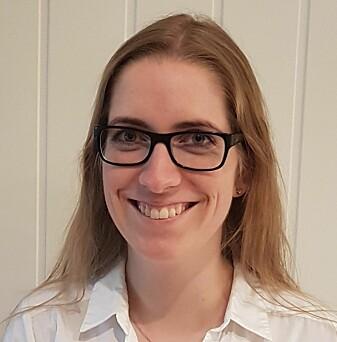 Irina Burchard Erdvik er doktorgradsstipendiat ved Fakultet for helse- og sosialvitskap på Høgskolen i Innlandet, men tar doktorgraden sin ved NIH.